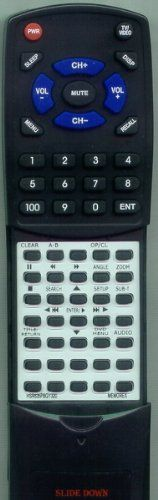 MEMOREX Replacement Remote Control for MVD2023 MVD2040A MVD2040FLR MVD2040B MVD2040 ** Find out more about the great product at the image link.