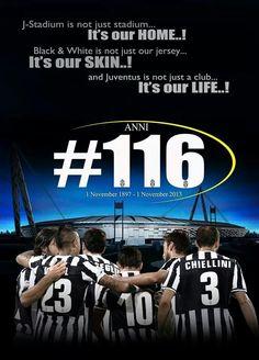 Happy Aniversary Juventus!