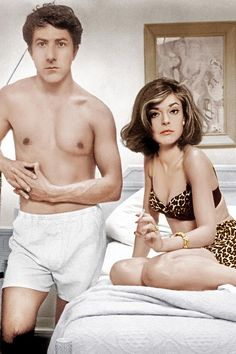 Ben and Mrs Robinson - The Graduate - 1967