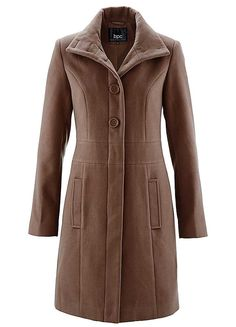 Wool Look Coat