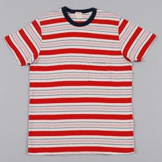 Levis Vintage Clothing Levis Vintage Striped T-Shirt - Stripe 1