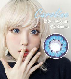 Caroline Blue (LF3) / 1218 contacts