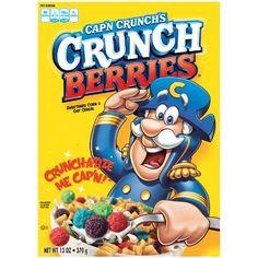 Peanut Butter Captain Crunch