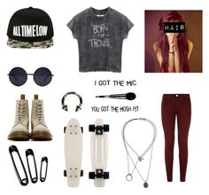 """""""Untitled #159"""" by thecreepykitten ❤ liked on Polyvore"""