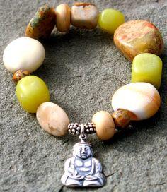 Jade Gemstone elastic Bracelet Check it out now: http://www.ekdesignsjewelry.com/Merchant2/merchant.mvc?Screen=PROD&Store_Code=EDJ&Product_Code=gem-0001&Category_Code=beads $50.00 #Gemstonebracelets #Graduationbracelets #Elasticgemstonebracelets #Healingbracelets #Gemstonejewelry