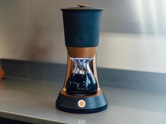 The FirstBuild Prisma Cold Brew Coffee Maker uses low pressure to make cold-brewed java in a mere ten minutes. Coffee Menu, Coffee Type, Great Coffee, Coffee Shop, Coffee Break, Coffee Poster, Coffee Girl, Coffee Cozy, Black Coffee