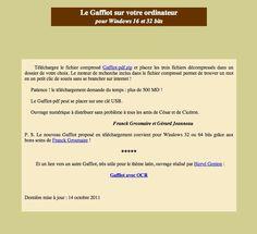 Gaffiot-pdf - le Gaffiot à télécharger en PDF