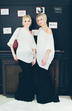 Роскошная свободная блуза с объемными рукавами из нежнейшего полупрозрачного молочного шелка с хлопком. Самая свежая новинка! #блуза #белаяблуза #блузка #российскиедизайнеры #лето2015 #весна #мода #fashion #выпускной