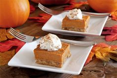Paleo Pumpkin Pie Bars