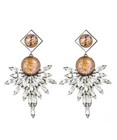 12 Pairs Of Oh-So-Pretty Earrings To Complete Your Outfit #refinery29