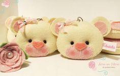 Lembrancinha Maternidade Ursinhas