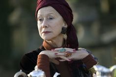 Helen Mirren as Elinor in Inkheart