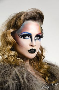 Fantasy Makeup | Recent Photos The Commons Getty Collection Galleries World Map App ...
