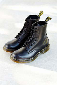 Dr. Martens 1460 Smooth Boot. Everyone needs a good, sturdy pair of ass-kicking…