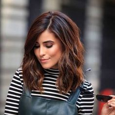 Image result for edgy hair fashion brunette europe 2017