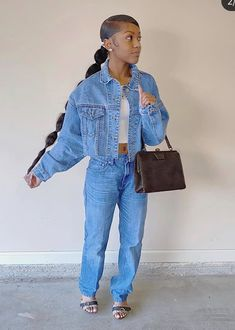 Source by Armaniasia ideas baddie Cute Swag Outfits, Dope Outfits, Stylish Outfits, Girl Outfits, Fashion Outfits, Mode Streetwear, Streetwear Fashion, Black Girl Fashion, Look Fashion