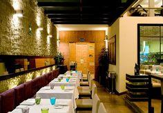 Restaurante Central - Lima, Peru