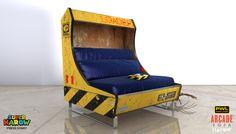 Harow's arcade sofas