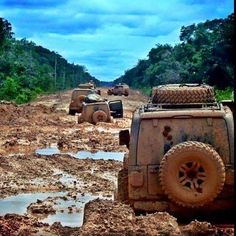 Now this is some serious offroading... Makes me want to go rzr riding!