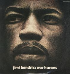 Jimi Hendrix, War Heroes** (1972): I'm really not sure that this one should have been released at all... at least not in the form it was released here. It is, for the most part, lifeless. Almost everything else Jimi did, whether I liked it or not, always had an energy to it that was magical. None of that magic resides on this album, and I don't imagine that I'll ever listen to this one again. That's too bad. (7/10/14)