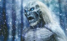 Game Thrones White Walker White Walkers #gameofthrones #whitewalkersnet…