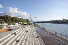 Lyon : Les terrasses de la Guillotière