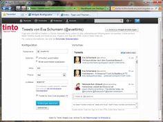 Lovely Text u Kommunikation Twitter auf Website einbinden Anleitung http text