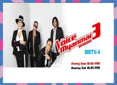 The Voice Myanmar Season-3 Episode-2 MRTV-4 Live 6 September 2020 Singing Competitions, 6 September, Tv Channels, Live Tv, Season 3, Looking Back, The Voice, Songs, Song Books