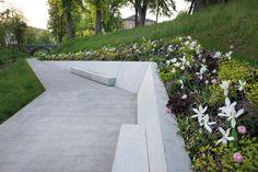 Skulpturale Josefsbachpromenade, © Hanns Joosten