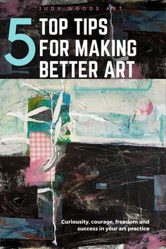 My 5 top tips for finding ease in your painting practice and creating with joy and freedom.  From size of painting, to mindset: how to fast track the learning process and make art you love. Selling Paintings, Your Paintings, Painting Process, Artist Painting, Make Art, How To Make, Learning Process, Crafty Craft, Learn To Paint