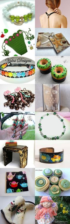 Fantasy without borders by Tania Vinnitsky on Etsy--Pinned with TreasuryPin.com Without Borders, Shops, Fantasy, Yellow, Handmade, Etsy, Tents, Hand Made, Retail