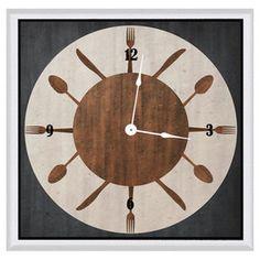 Cocina Wall Clock