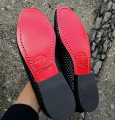 Christian Louboutin Loafers Larga sección
