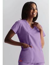 Love Dickies scrubs! They last forever.