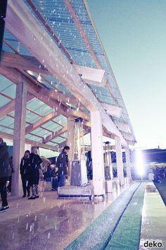 FLOW FESTIVAL 2012: THE FOUNTAIN designed by Antti-Jussi Silvennoinen / Harri Koskinen Fountain Design, Past Life, Helsinki, Finland, Festivals, Flow, Louvre, Travel, Viajes