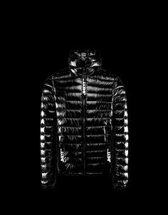 Mens Premium quality down jackets. Engulfed in Warmth Mens Down Jacket, Man Down, Cool Jackets, Winter Wear, Bomber Jacket, Man Shop, Shrimp Recipes, Sausage, Shopping