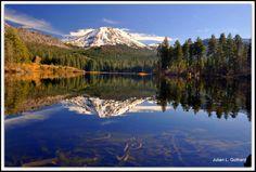 Lassen Volcanic National Park, CA.