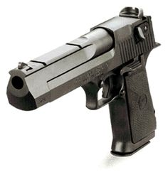 """Desert Eagle - I Own The Black Desert Eagle 50ae - Thee Expression """"Blown Away"""" Certainly Applies To This Weapon!"""