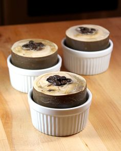 This homemade coffee and cocoa soap recipe is made with fresh strong brewed coffee, unsweetened cocoa powder and an entire egg for a luxurious feeling soap with a rich, thick lather. Plus it's palm free! Learn how to make it now at Soap Deli News blog.