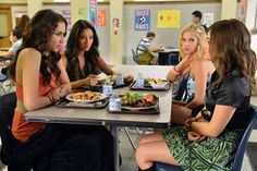 Pretty Little Liars Hanna Aria Spencer Emily