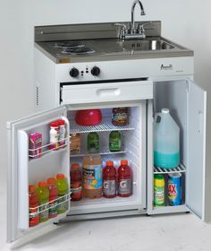 Avanti Compact, Unit, Kitchenettes