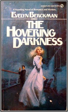The Hovering Darkness by Evelyn Berckman by My Love Haunted Heart, via Flickr