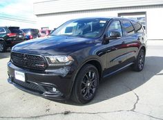 2015 Dodge Durango R/T SUV $ 45,635 Final Price 5.7L V-8 cyl 8 speed automatic Brilliant Black Crystal Pearlcoat Exterior Color Black Interior Color Model Code: WDES75 Stock #: 2453 VIN: 1C4SDJCT4FC156249 #percyautosalesinc #Maine#Cars #Usedvehicles#NewVehicles