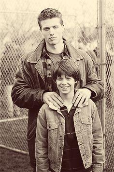 Teenage Sam and Dean