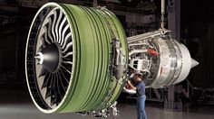 The World's Biggest Jet Engine
