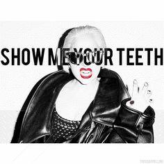 Mr. Pencilmaniac !: SHOW ME YOUR TEETH