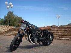 Cm 400 Brat style