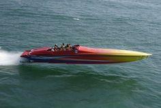 Hustler Powerboats- V-hulls
