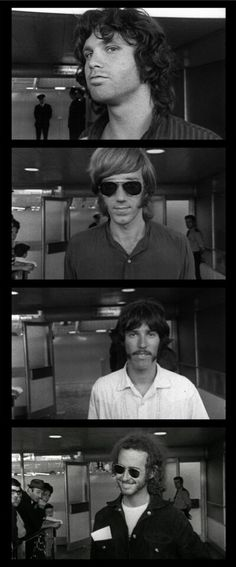 "The Doors. ""Occupation? "" ""Jim."""