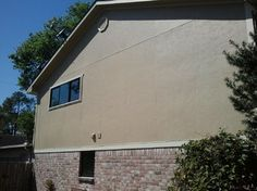 New 4x8 Smooth Hardie Panels For An Outdoor Patio Ceiling